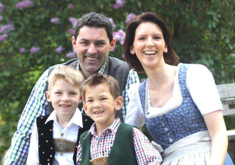 Familie Köberl